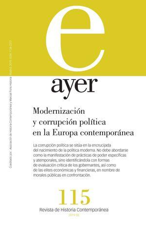 MODERNIZACIÓN Y CORRUPCIÓN POLÍTICA EN LA EUROPA CONTEMPORÁNEA