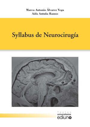 SYLLABUS DE NEUROCIRUGÍA