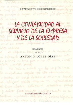 LA CONTABILIDAD AL SERVICIO DE LA EMPRESA Y LA SOCIEDAD