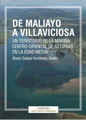 DE MALIAYO A VILLAVICIOSA