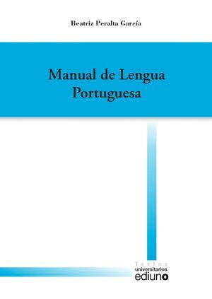 MANUAL DE LENGUA PORTUGUESA