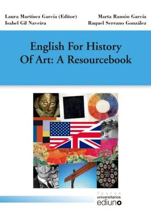 ENGLISH FOR HISTORY OF ART: A RESOURCEBOOK