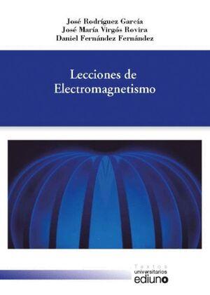 LECCIONES DE ELECTROMAGNETISMO