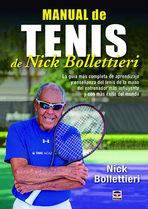 MANUAL DE TENIS DE NICK BOLLETTIERI