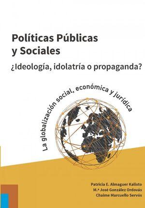 POLÍTICAS PÚBLICAS Y SOCIALES