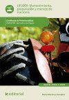 MANTENIMIENTO, PREPARACION Y MANEJO DE TRACTORES. AGAU0108 - AGRI