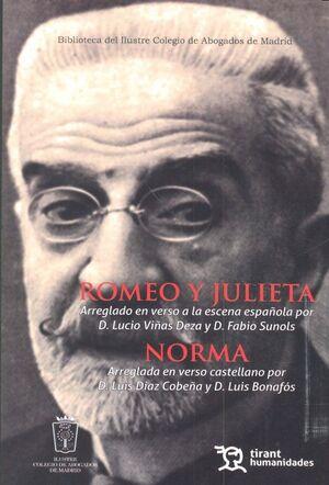 ROMEO Y JULIETA / NORMA