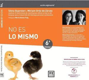 NO ES LO MISMO 6E