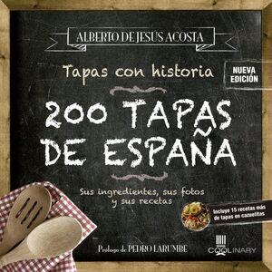 200 TAPAS DE ESPAÑA NUEVA ED