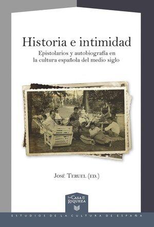 HISTORIA E INTIMIDAD