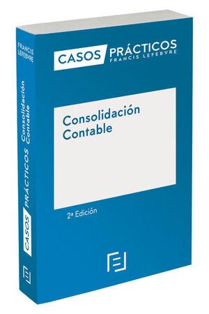 CASOS PRÁCTICOS CONSOLIDACIÓN CONTABLE