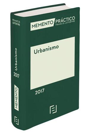 MEMENTO URBANISMO 2017