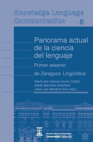 PANORAMA ACTUAL DE LA CIENCIA DEL LENGUAJE