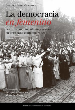 LA DEMOCRACIA EN FEMENINO