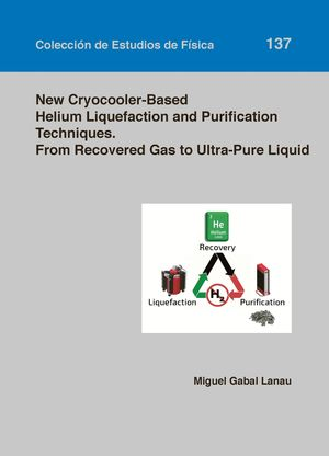 NEW CRYOCOOLER-BASED HELIUM LIQUEFACTION AND PURIFICATION TECHNIQUES. FROM RECOVERED GAS TO ULTRA-PURE LIQUID
