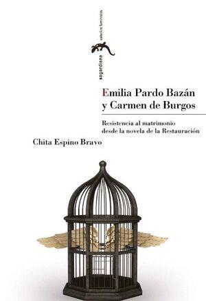 EMILIA PARDO BAZÁN Y CARMEN DE BURGOS