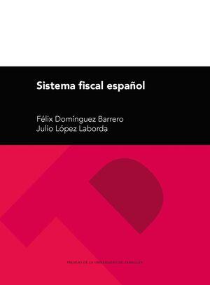SISTEMA FISCAL ESPAÑOL (29ª EDICIÓN)
