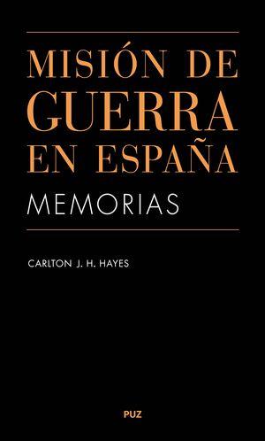 MISIÓN DE GUERRA EN ESPAÑA