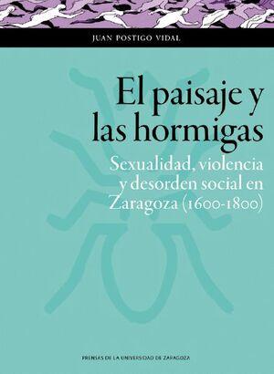 EL PAISAJE Y LAS HORMIGAS