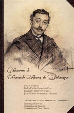 MEMORIAS DE FERNANDO ÁLVAREZ DE SOTOMAYOR