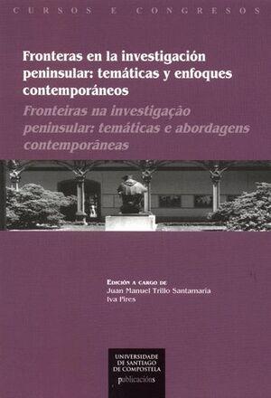 FRONTERAS EN LA INVESTIGACIÓN: TEMÁTICAS Y ENFOQUES CONTEMPORÁNEOS