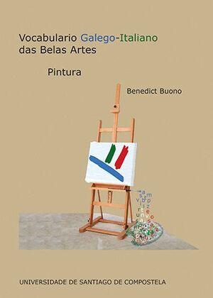 VOCABULARIO GALEGO-ITALIANO DAS BELAS ARTES