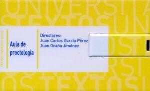 AULA DE PROCTOLOGÍA