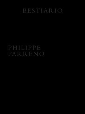 CUADERNO DE ARTISTA PHILIPPE PARRENO: