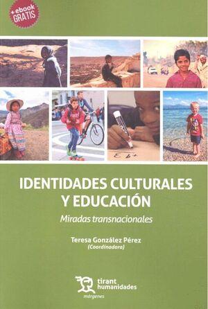 IDENTIDADES CULTURALES Y EDUCACIÓN