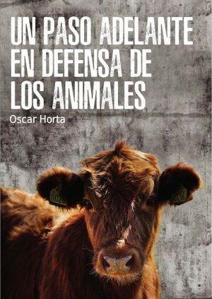 UN PASO ADELANTE EN DEFENSA DE LOS ANIMALES