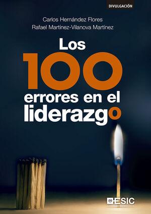LOS 100 ERRORES EN EL LIDERAZGO