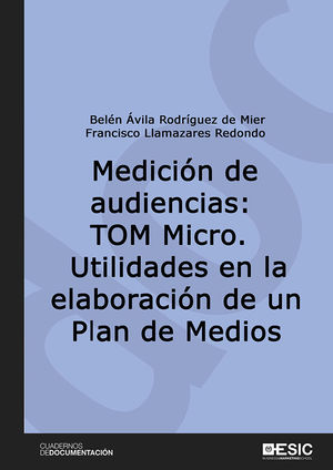 MEDICIÓN DE AUDIENCIAS: TOM MICRO.