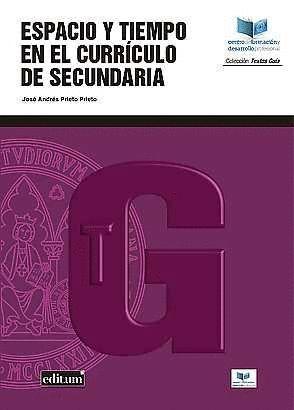 ESPACIO Y TIEMPO EN EL CURRÍCULO DE SECUNDARIA