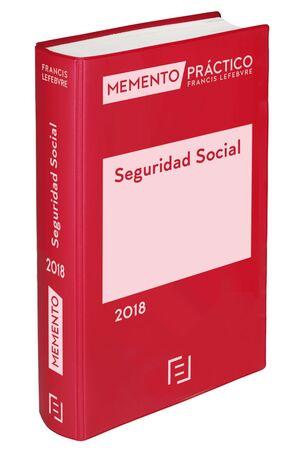 MEMENTO SEGURIDAD SOCIAL 2018