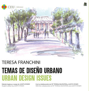 TEMAS DE DISEÑO URBANO. URBAN DESIGN ISSUES