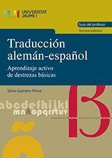 TRADUCCION ALEMAN-ESPAÑOL