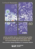 APLICACIÓN DE LA INVESTIGACIÓN E INNOVACIÓN RESPONSABLE (RRI) EN LOS PARQUES CIENTÍFICOS.