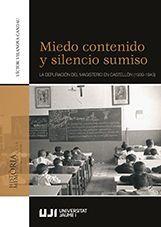 MIEDO CONTENIDO Y SILENCIO SUMISO