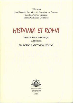 HISPANIA ET ROMA