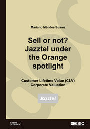 SELL OR NOT? JAZZTEL UNDER THE ORANGE SPOTLIGHT