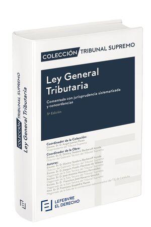 LEY GENERAL TRIBUTARIA COMENTADA