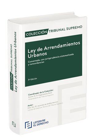 LEY DE ARRENDAMIENTOS URBANOS COMENTADA