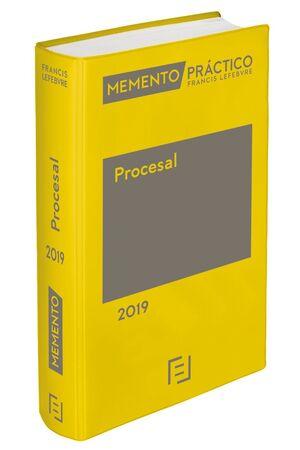 MEMENTO PROCESAL 2019