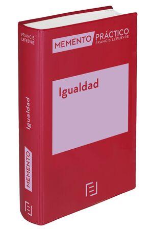 MEMENTO IGUALDAD