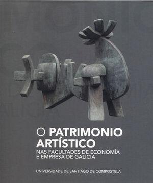 O PATRIMONIO ARTÍSTICO NAS FACULTADES DE ECONOMÍA E EMPRES DE GALICIA