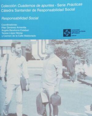 RESPONSABILIDAD SOCIAL. CUADERNO DE APUNTES. PRÁCTICAS