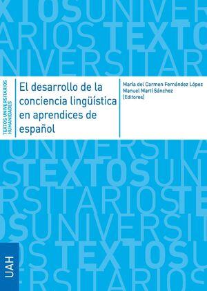 EL DESARROLLO DE LA CONCIENCIA LINGÜÍSTICA EN APRENDICES DE ESPAÑOL