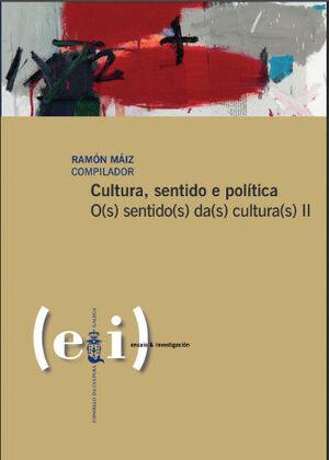 CULTURA, SENTIDO E POLÍTICA