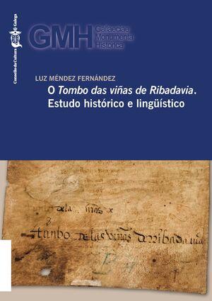 O TOMBO DAS VIÑAS DE RIBADAVIA