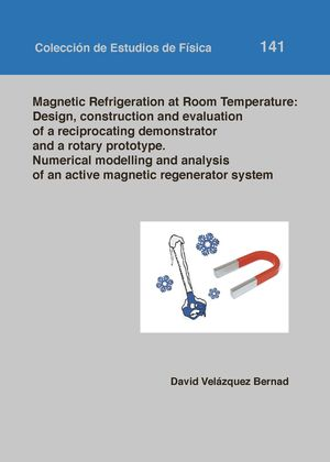 MAGNETIC REFRIGERATION AT ROOM TEMPERATURE